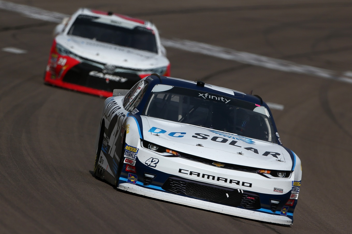 ICYMI: Two Big Time NASCAR Xfinity Series Teams Are Closing