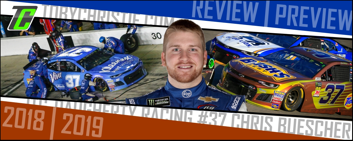 Review / Preview: Chris Buescher