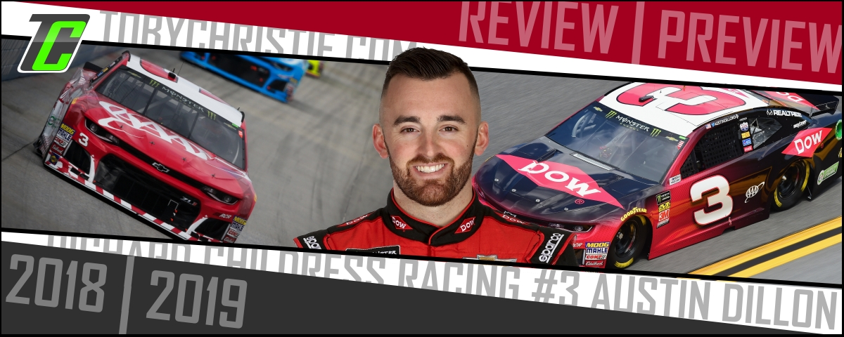 Review / Preview: Austin Dillon