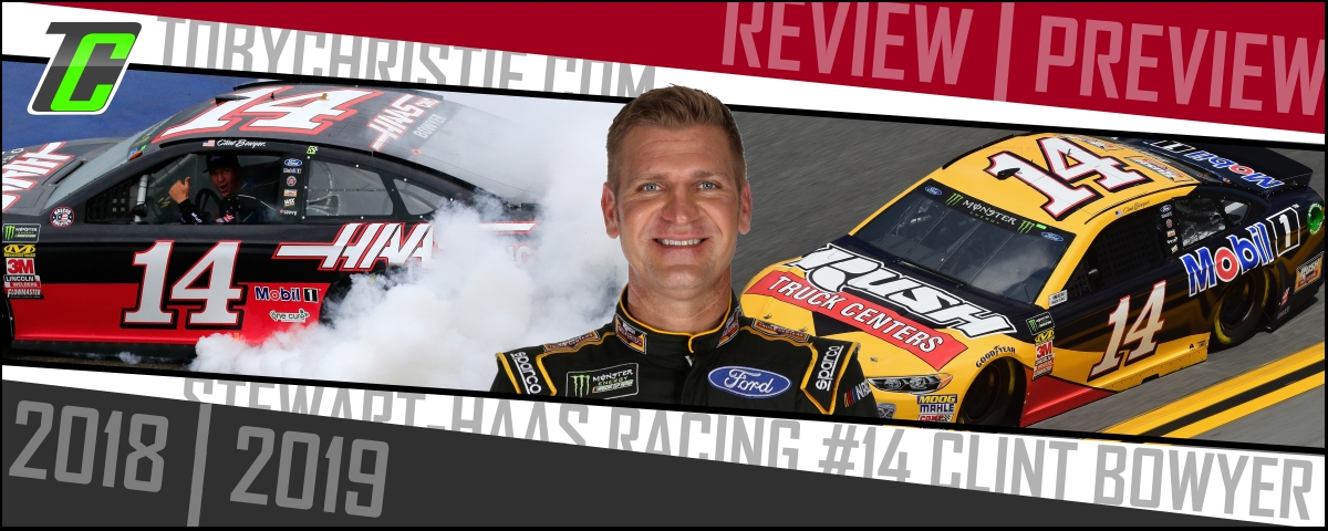 Review / Preview: Clint Bowyer