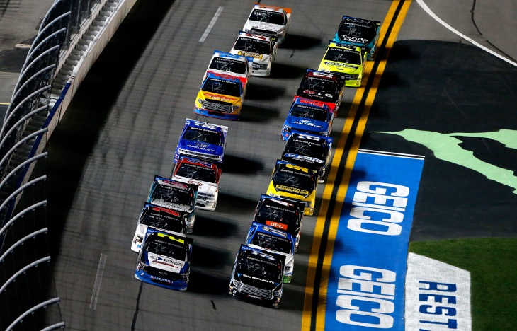 NextEra Energy 250 - NASCAR Gander Outdoors Truck Series at Daytona