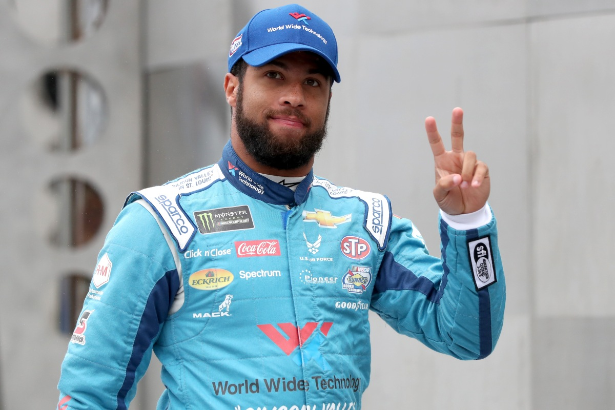 Bubba Wallace's Emotional First All-Star Start Perfect Cap For Tough Week