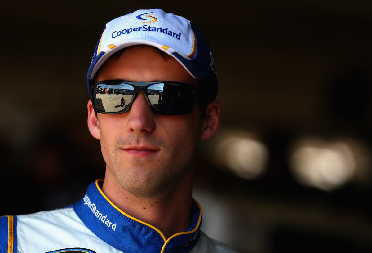 Report: Austin Theriault Close to Part-Time Cup Series Deal With Go Fas Racing