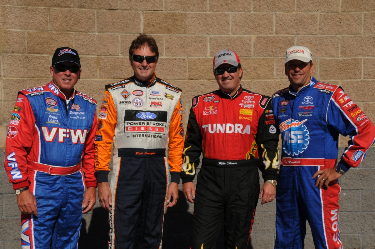 Who Would Win a Race Among the Best Winless Drivers in NASCAR History?