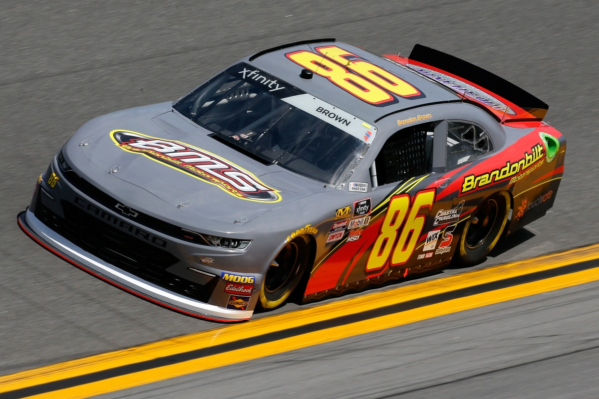 Brandonbilt Motorsports Will Run Two Cars (No. 68 and No. 86) at Charlotte