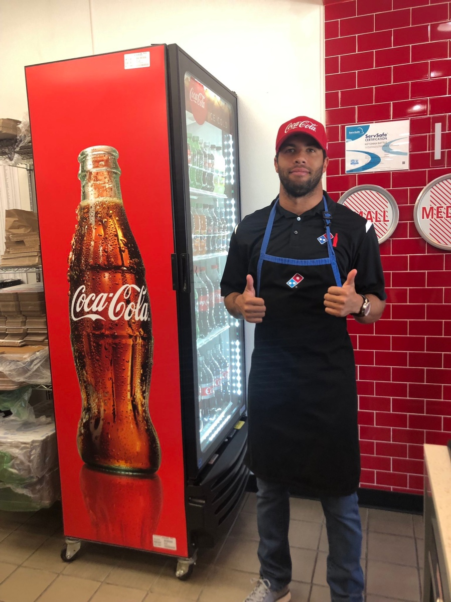 Rumor: Could Dominos Sponsorship Finally be in Works for Bubba Wallace?